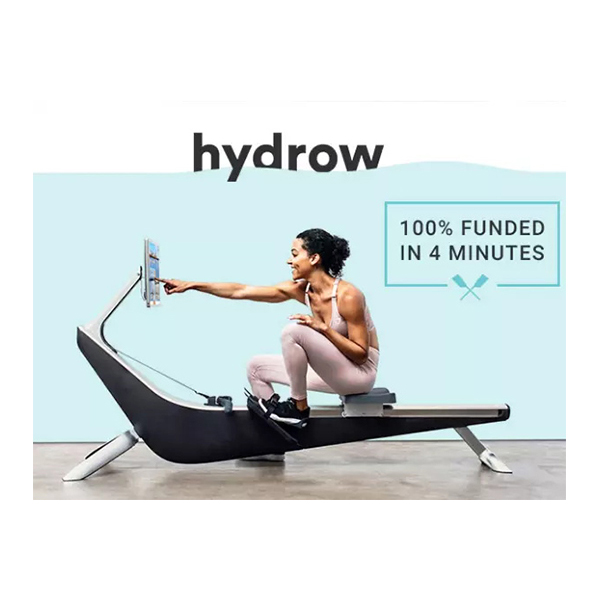 The Live Outdoor Reality Rower